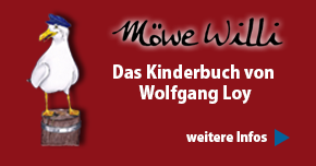 Kinderbuch Möwe Willi